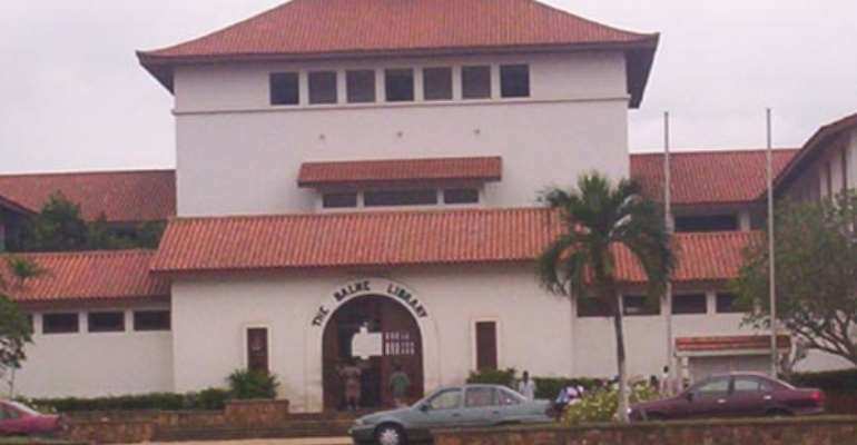 Legon VC inducted into office